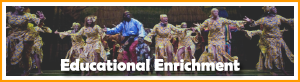 African Dance Performance - Performing Arts Company